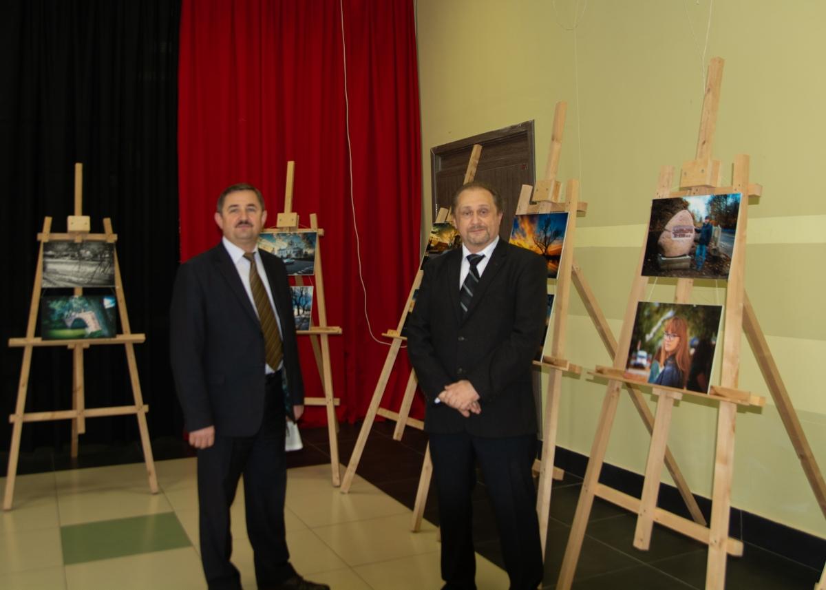 Выставка В. Федотова